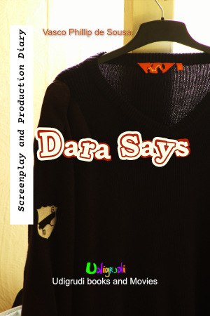 Dara Says book cover