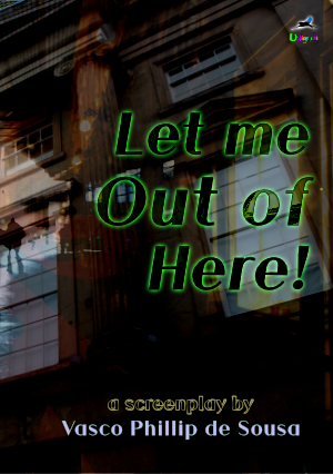 Let me out of here! book cover